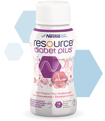 Resource Diabet Plus | Nestlé Health Science
